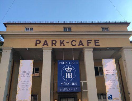 """Unsere Helden: Gastronom Christoph – """"Das Park-Café öffnet wieder!"""""""