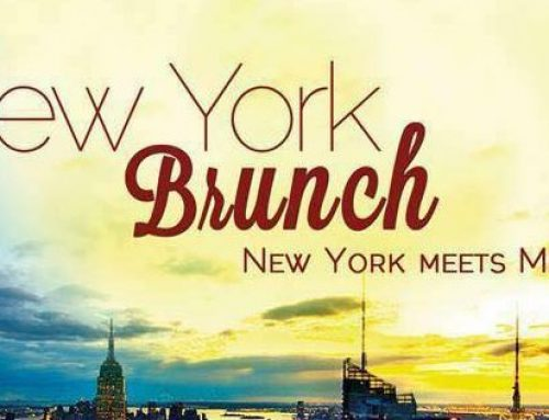 Video zum Meet & Greet beim NY-Brunch